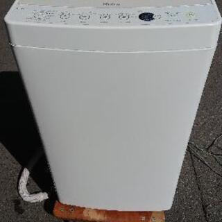 洗濯機 Haier 4.5kg JW-C45A