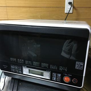 TOSHIBA オーブンレンジ ER-JD7A 2012年製