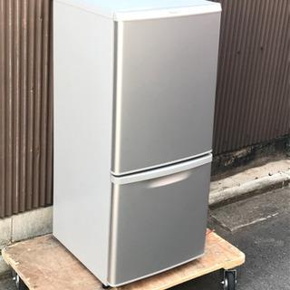 Panasonic パナソニック2ドア冷蔵庫 NR-B149W-S