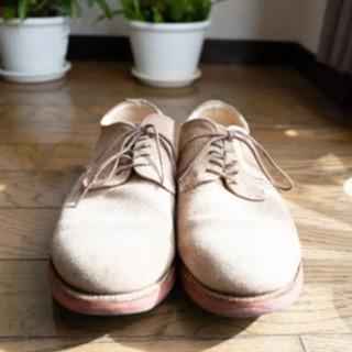 WALK OVER ウォークオーバー スエード 革靴  8 1/2 M