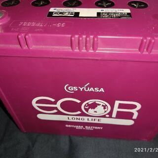バッテリーGSユアサ ECOR 70B24L/N55