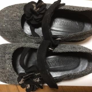 女の子 よそ行き靴(17cm)行事、イベント用