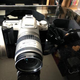 PENTAXカメラ一眼レフセット
