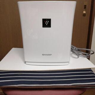 シャープ 加熱気化式加湿器 HV- 302- W