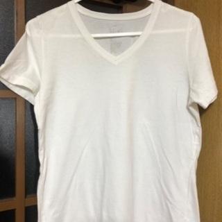 白 Tシャツ Lサイズ