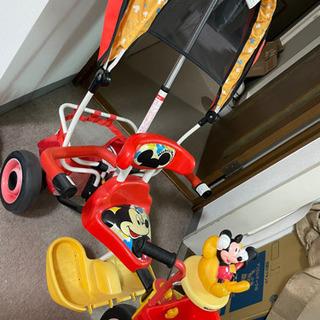 ミッキーの三輪車 - 墨田区