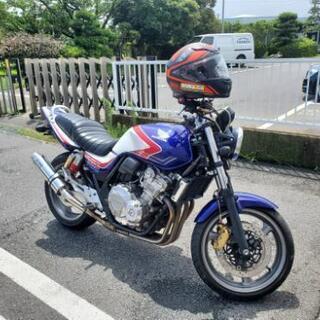 ホンダCB400SF Revo