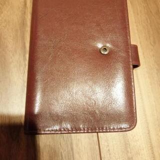 手帳カバーと筆記用具小物入れ 値下げしました!