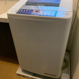 日立 全自動洗濯機 BW-7LV  used