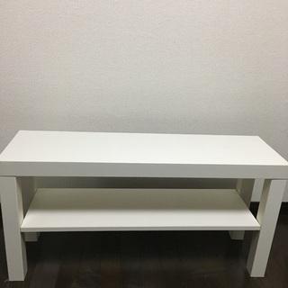 IKEA LACK ラック ホワイト①