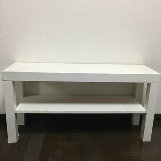 IKEA LACK ラック ホワイト②