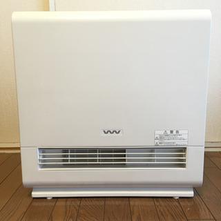 加湿セラミックファンヒーター RSF-VW13C(W) 除…
