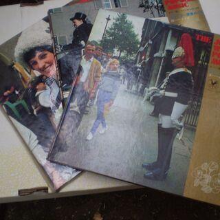 ポピュラー世界めぐり カラー版 ステレオレコード