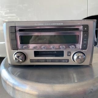 【トヨタ純正・CDチェンジャー内蔵】6-DISC CD CHAN...