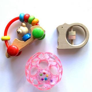 赤ちゃん おもちゃ3つセット