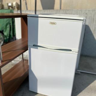 Elabitax 96L 2ドア 冷蔵庫 2012 一人暮…