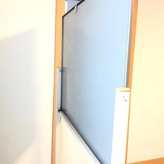 【お取引決定】中古ホワイトボード 120X90センチ 片面 消耗品付き - 半田市