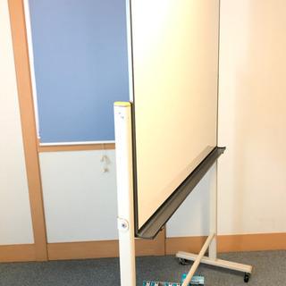 【お取引決定】中古ホワイトボード 120X90センチ 片面 消耗品付きの画像