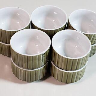 湯飲み、長い皿2種類、アルミの四角いもの - 名古屋市