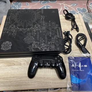 【ネット決済・配送可】PS4 Pro キングダムハーツ3 リミデ...