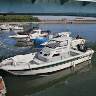 釣り仲間募集モーターボート
