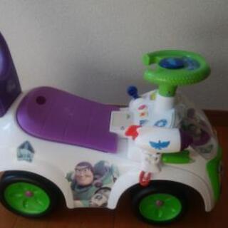 バズ 子供用乗り物おもちゃをお譲りします。