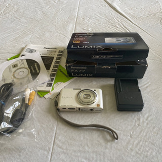 Lumix FX77 デジカメ