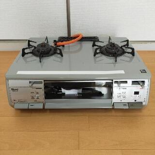 リンナイ RT62WHT-L LPガス用テーブルコンロ 左強火