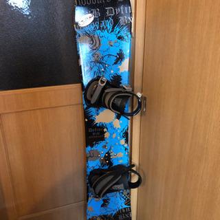 BxB snowboards 152cm
