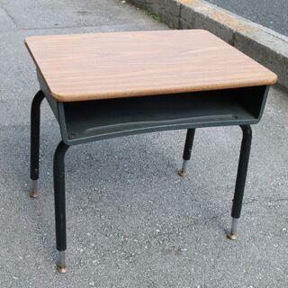海外製 テーブル 勉強机  学校机