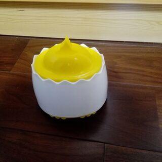 ピヨ子の卵と三役さん売ります