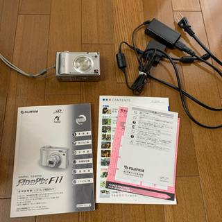 【ネット決済】富士フィルム FinePix F11 デジタルカメラ