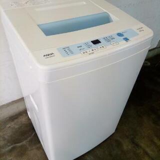 【まるで新品】6kg 全自動洗濯機