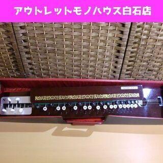 SUZUKI HARP 砂丘 松 大正琴 ケース付き 5弦/2...