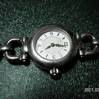 婦人用腕時計電池交換済み1980円