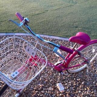 (お取引中)24インチ 自転車 女の子