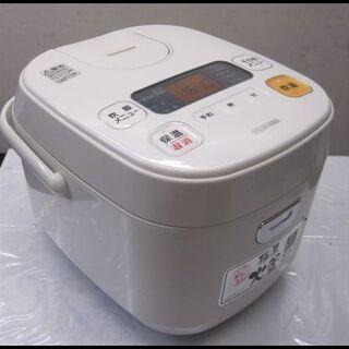 新生活!4400円 アイリスオーヤマ 5合炊き 炊飯器 2…