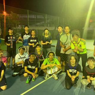 🎾男女ごちゃ混ぜテニス〜エンジョイ🙋♂️🙋♀️