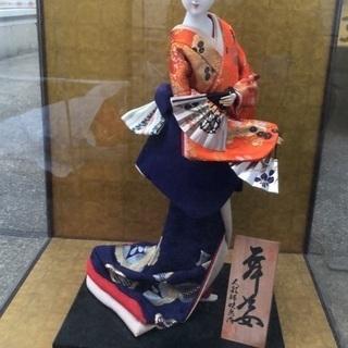 24日午前中引取りの方限定☆日本人形3体セット