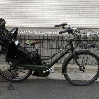 おまけ付  ブリヂストン ハイディ2  電動自転車  子供乗せ ...