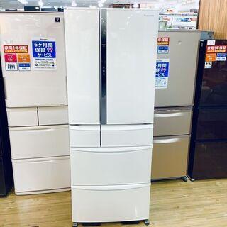 安心の1年保証付き!!パナソニックの6ドア冷蔵庫!!【トレファク...