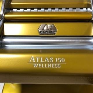 MARCATO ATLAS 150 イタリア製パスタマシン ゴールド