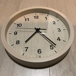 今週水曜まで出品!!ニトリの壁掛け時計の画像