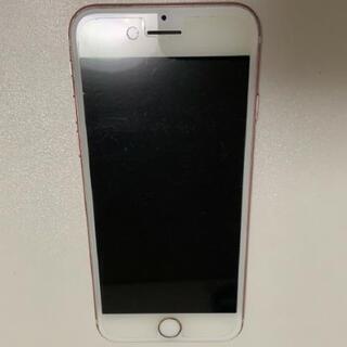 【ネット決済・配送可】iPhone7 ピンクゴールド