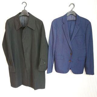 【受付中】スーツ 165(Y4) 上下セット【スプリングコートS...