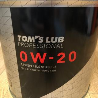 TOM'S LUB PROFESSIONAL 0W-20 20L...