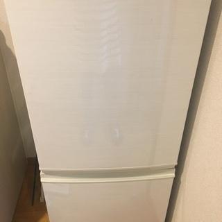美品 2ドア冷蔵庫 引き取り急ぎです