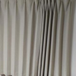 ニトリ カーテン 1400×1000 2枚