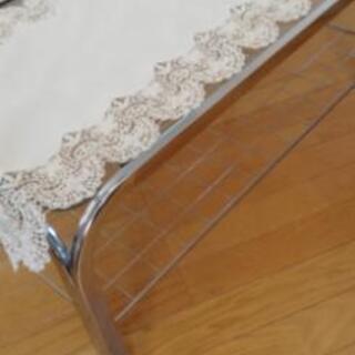 長方形 ガラステーブル
