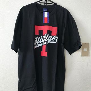 新品 Tommy Tシャツ ブラック